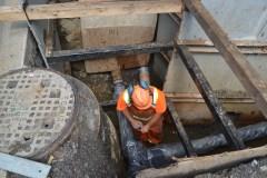 Des travaux d'urgence nécessaires sur la principale conduite d'eau potable de Montréal