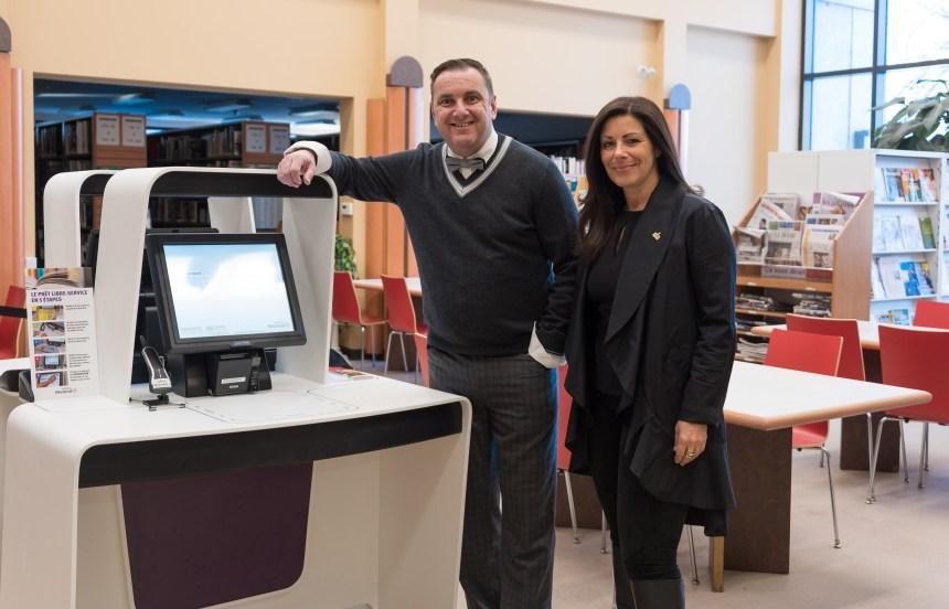 La bibliothèque de Verdun se modernise