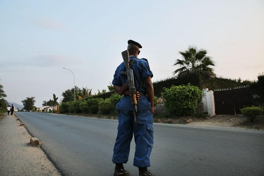 L'Union africaine renonce à déployer des troupes au Burundi