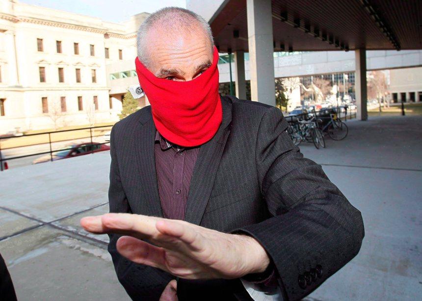 Graham James obtient une libération conditionnelle de jour