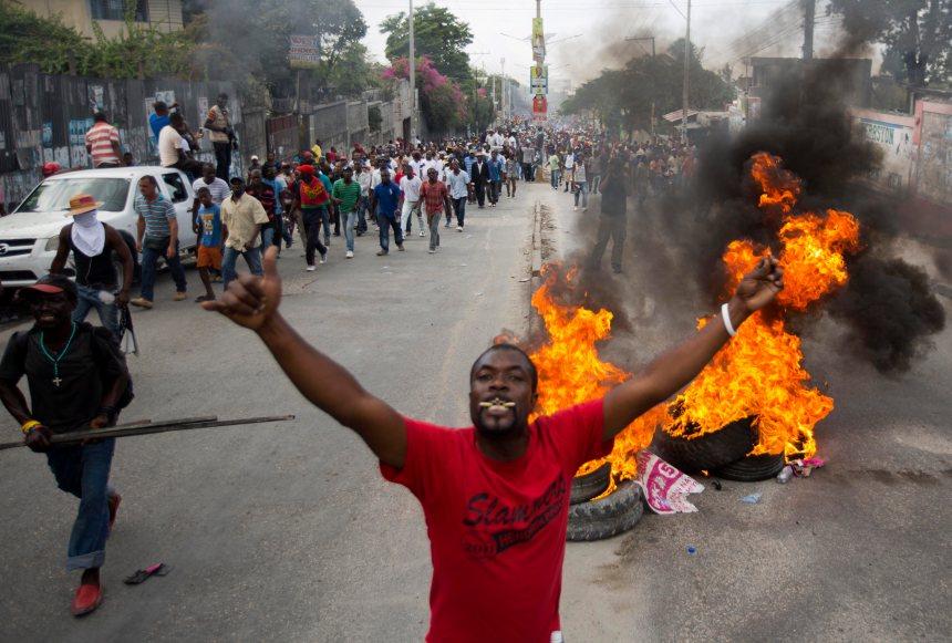 Haïti: Appel au calme de la communauté internationale