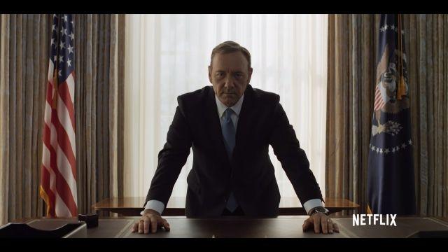 «House of Cards» connaîtra une cinquième saison sur Netflix