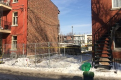 Un projet «atypique» en construction: des résidents sont inquiets