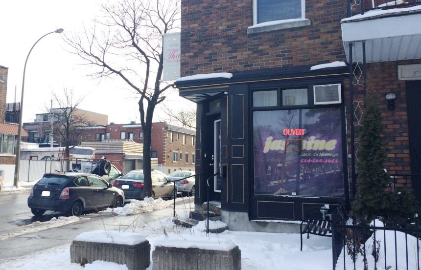 Des salons de massage de Rosemont voient leur certificat d'occupation révoqué