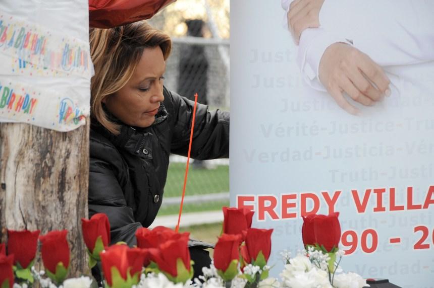 Lilian, mère de Fredy Villanueva, tué par un policier: «Je ne peux pas pardonner»
