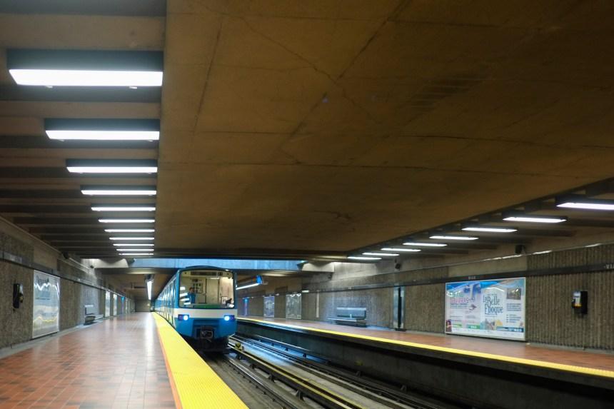 La station de métro Viau en chantier dès lundi
