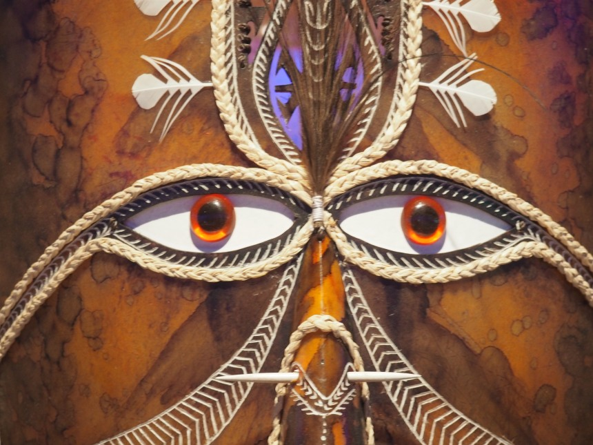 Plongée dans l'art aborigène