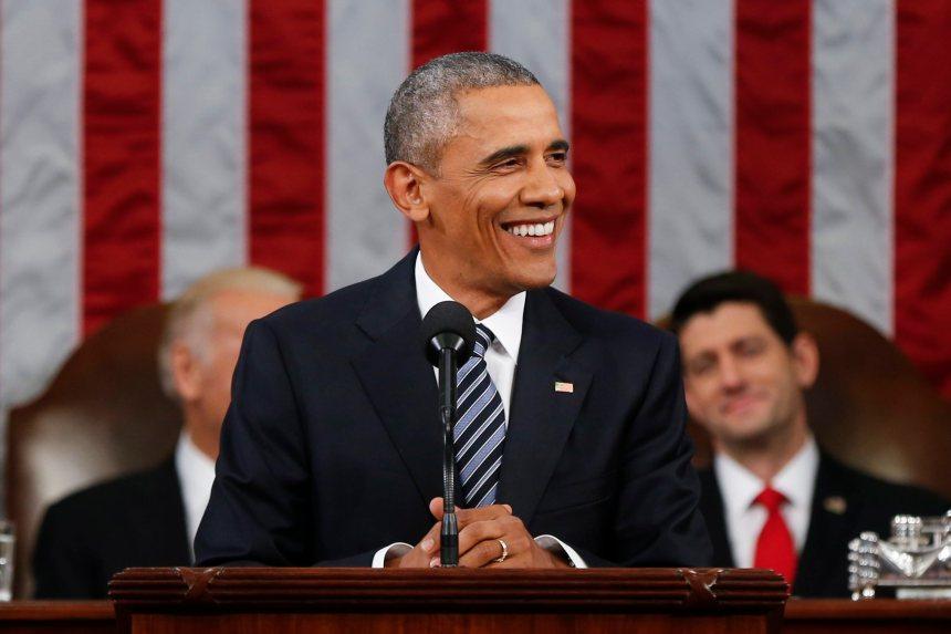 État de l'Union: Obama optimiste pour l'avenir