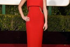 En photos: les étoiles sur le tapis rouge des Golden Globes