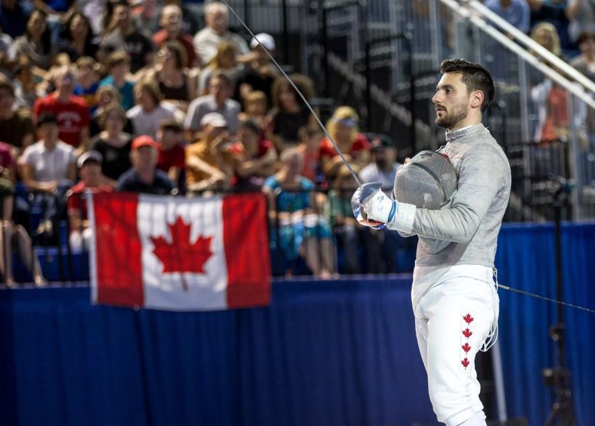 Escrime: sprint final pour les qualifications olympiques
