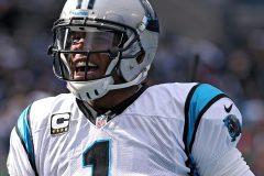 Les Panthers espèrent que la blessure de Newton «n'est pas trop grave»