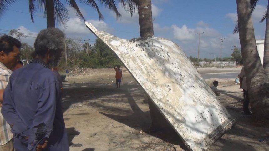 Thaïlande: Un débris d'avion pourrait avoir été retrouvé