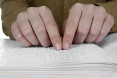 Et si vous écriviez en braille?