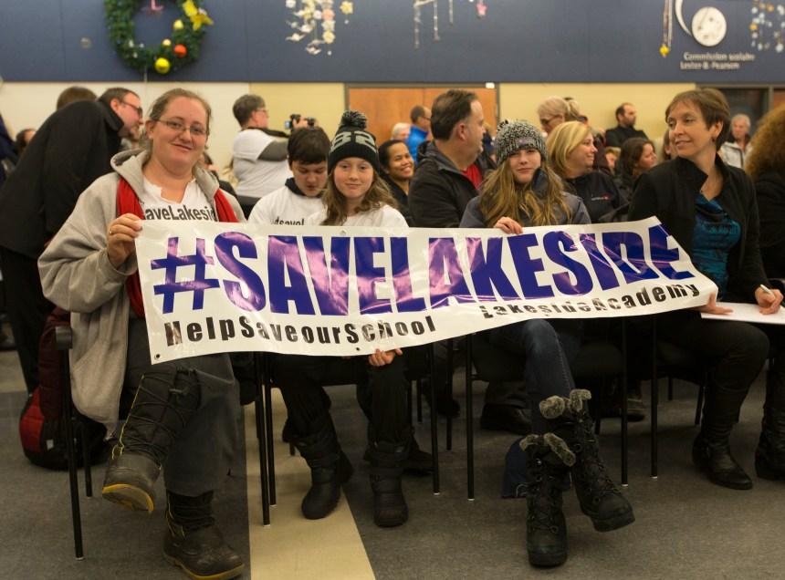 #SaveLakeside: Lakeside Academy lives another year