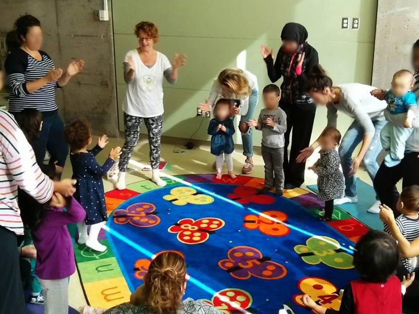 Yogistoires : lecture et yoga pour tout-petits