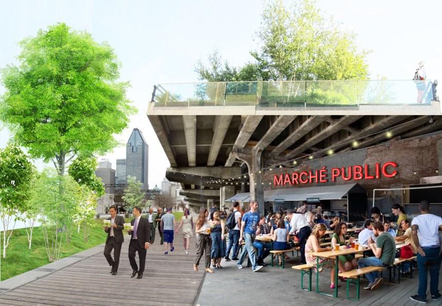 Est-il trop tard pour un High Line montréalais?