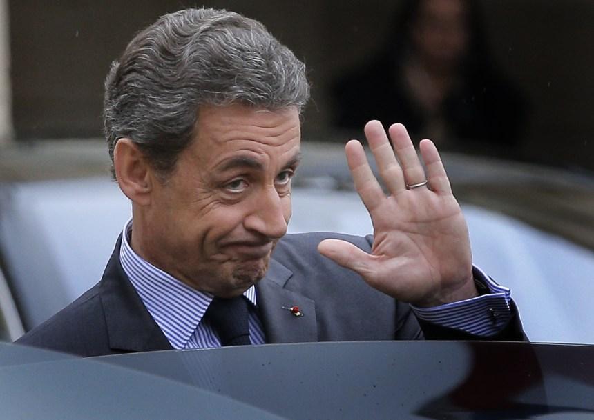 Accusations préliminaires contre l'ancien président français Nicolas Sarkozy