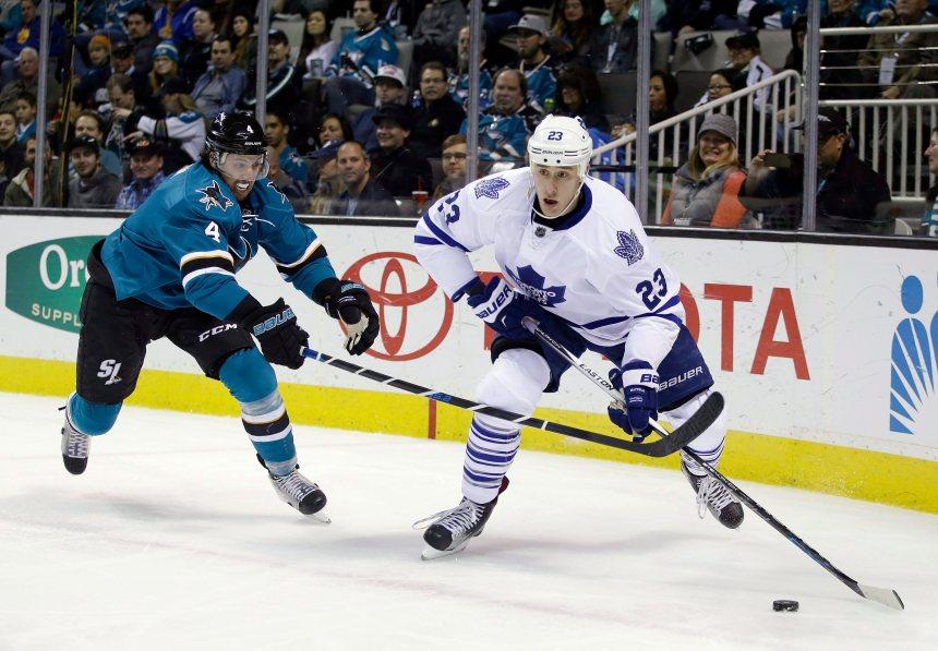 L'Avalanche obtient Matthias des Leafs