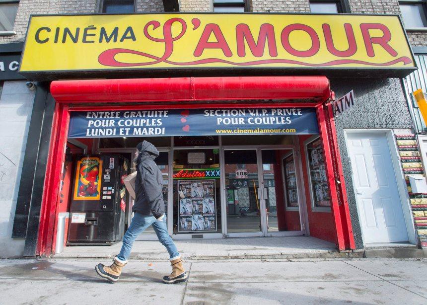 Le Cinéma L'Amour: une salle historique et une vocation qui survivent