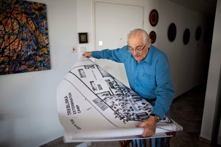 Le dernier survivant du camp d'extermination de Treblinka s'éteint en Israël