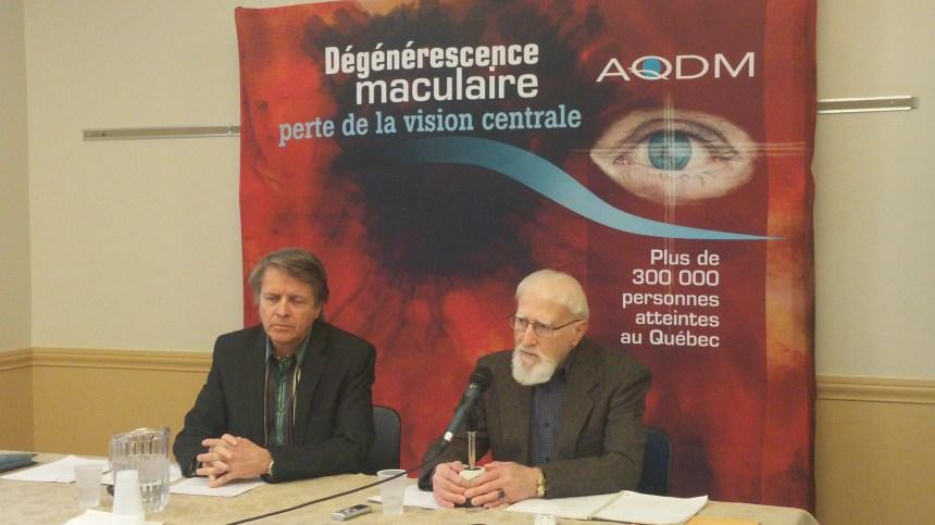 Des patients privés de leur médicament craignent de perdre la vue