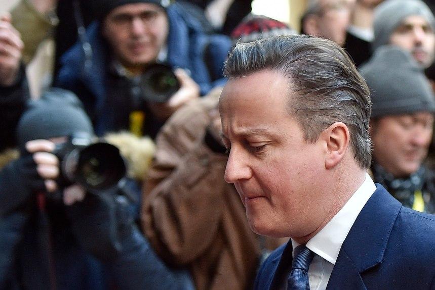 David Cameron et l'Union européenne ne s'entendent toujours pas