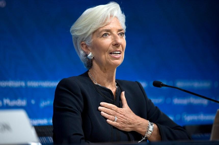 Christine Lagarde reste à la tête du FMI