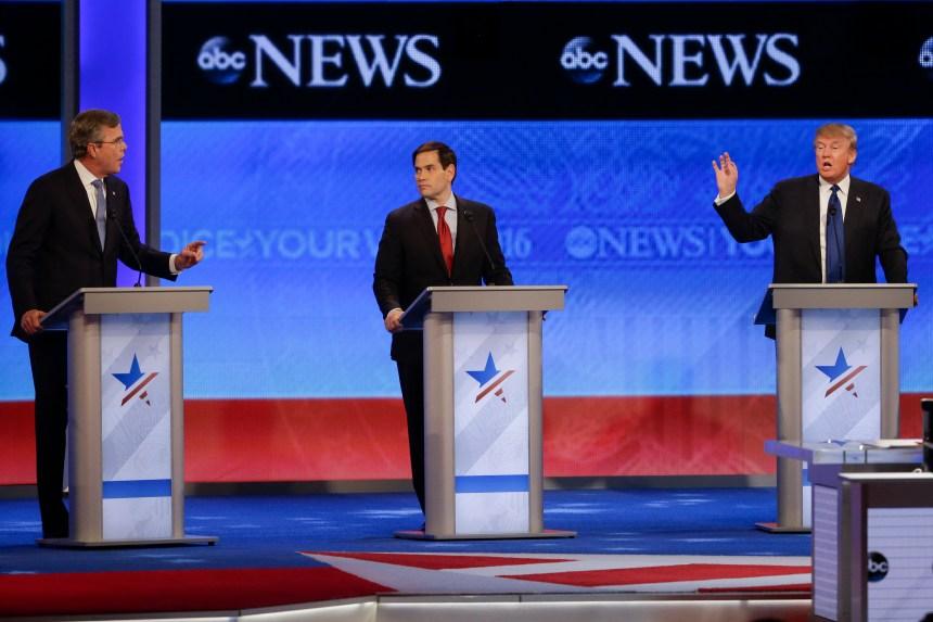 Le candidat Marco Rubio a subi un flot de critiques au débat républicain