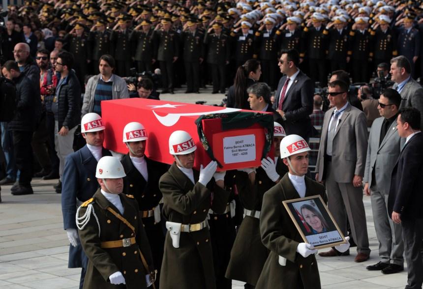 Un groupe kurde revendique l'attentat qui a fait 28 morts à Ankara