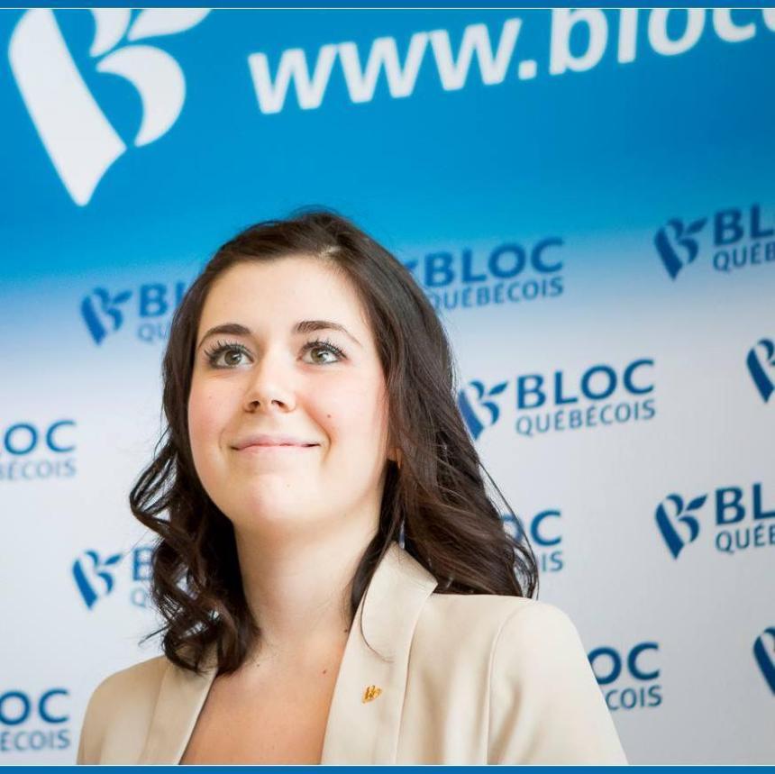Direction du Bloc: l'ex-candidate Catherine Fournier songe à se lancer