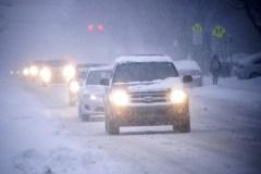 Encore 5 cm de neige attendus aujourd'hui à Montréal
