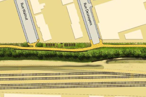 Projet Turcot: consultation sur l'aménagement de l'allée des Tanneries