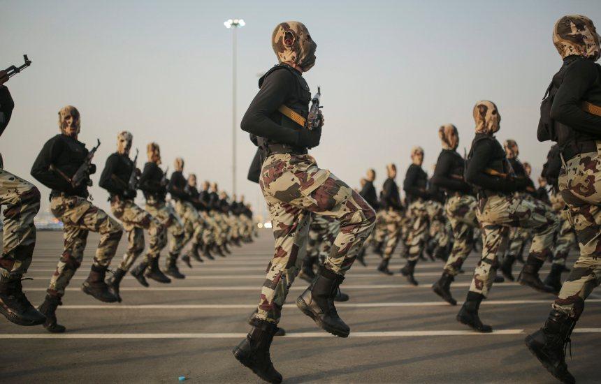 L'Arabie saoudite prête à envoyer des troupes au sol en Syrie