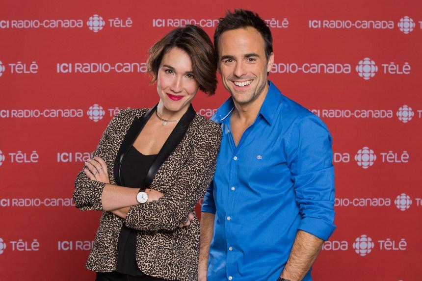 Sébastien Benoît et Bianca Gervais à la barre d'une compétition culinaire