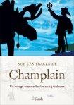 Art LIVRES Sur_les_traces_de_Champlain