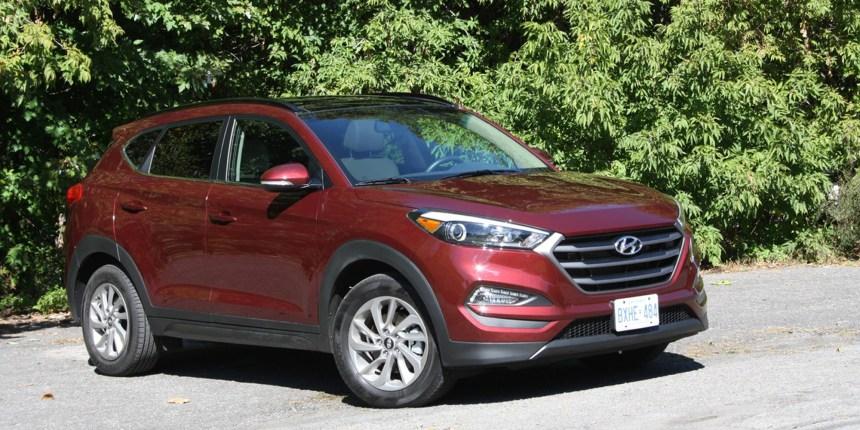 Hyundai Tucson 2016: Style et rapport qualité-prix réunis