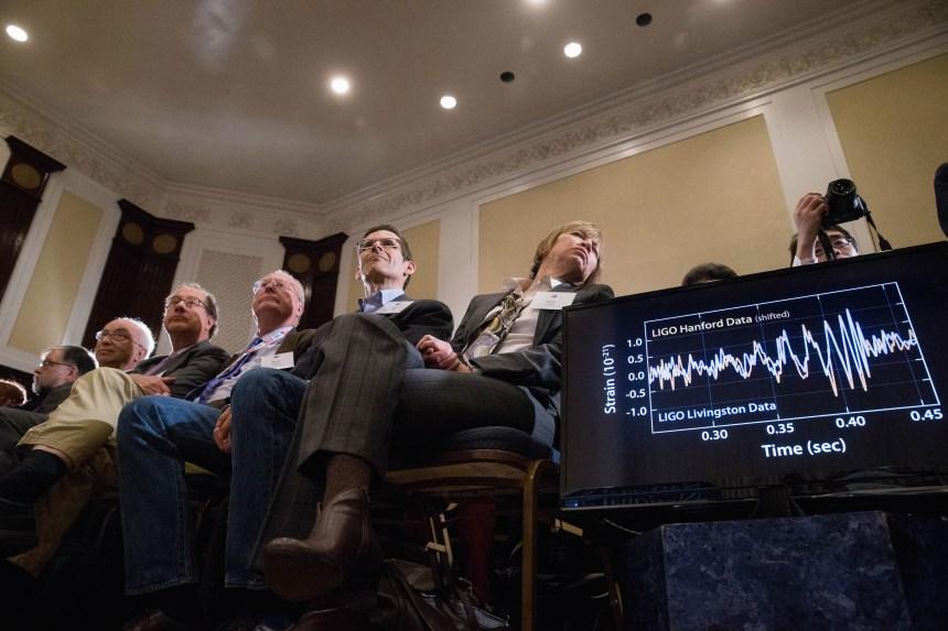 Les ondes gravitationnelles prédites par Einstein ont été détectées