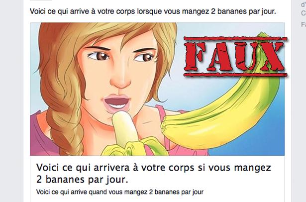 Non, ceci n'est pas ce qui se passe dans votre corps si vous mangez deux bananes par jour