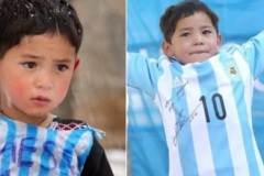 Wow! Le geste de Messi pour son fan de 5 ans