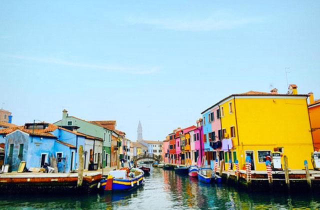 Top 12 des villes les plus colorées à visiter cette année
