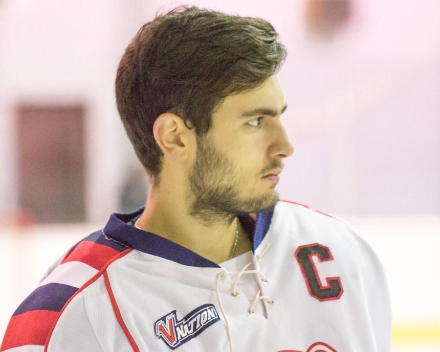 Hockey : Xavier Couture deux fois joueur du mois