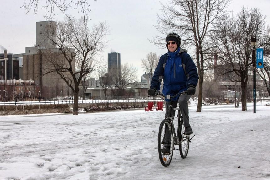 Canal de Lachine: une piste cyclable réclamée douze mois par année