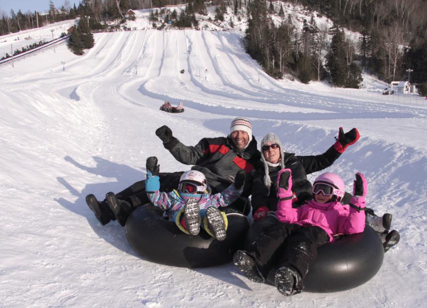 Trois activités hivernales pour toute la famille
