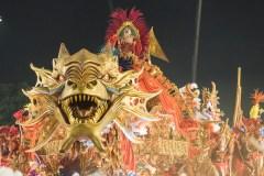 En images: À Rio le Carnaval bat son plein