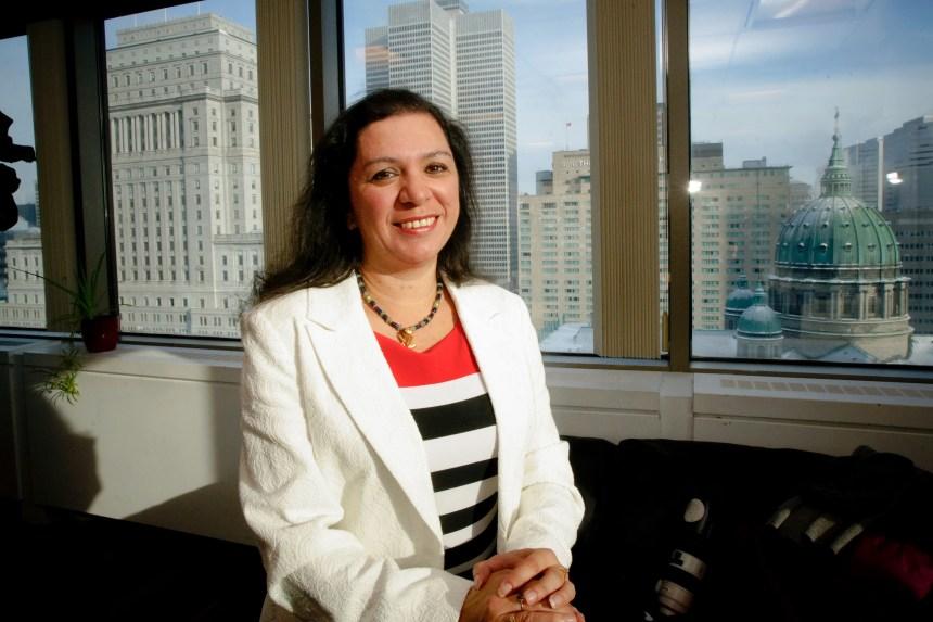 Olga Saldarriaga: Faire sa place, envers et contre tout