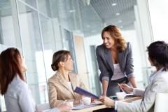 Femmes et postes de direction: un frein nommé désir