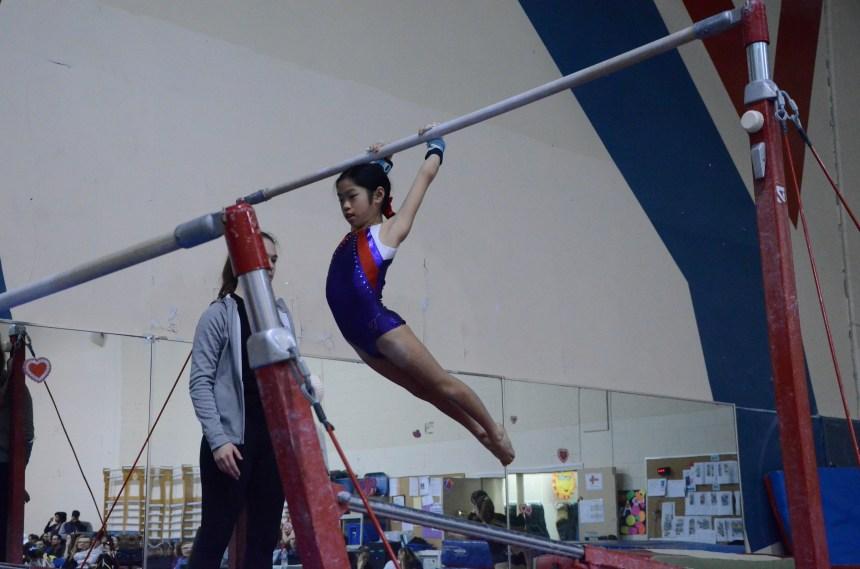 Gymnastique : des jeunes Laurentiennes font leur marque