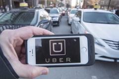Cinq chauffeurs d'Uber épinglés en raison de leur casier judiciaire