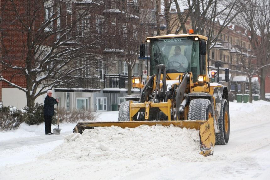 La neige pourrait climatiser des bâtiments en été, affirment des chercheurs