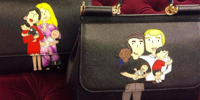 La griffe Dolce & Gabbana crée une collection célébrant les couples homosexuels